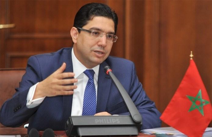 Nasser Bourita, Morocco's Foriegn Affairs Minister