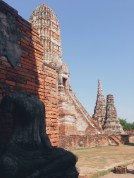 Ayutthaya Thailand Unesco heritage site ancient temple