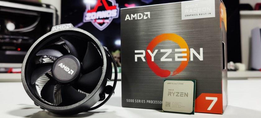 ANALYSIS: AMD Ryzen 7 5700G - at last the iGPU Vega with a powerful CPU