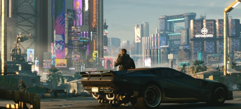 Modders from The Witcher 3 are hired to work on Cyberpunk 2077