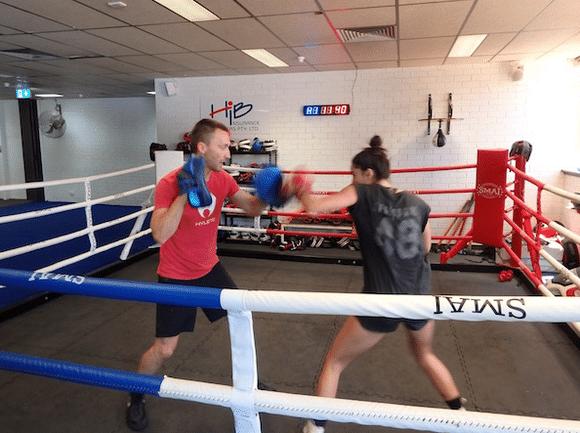 personal trainer albury