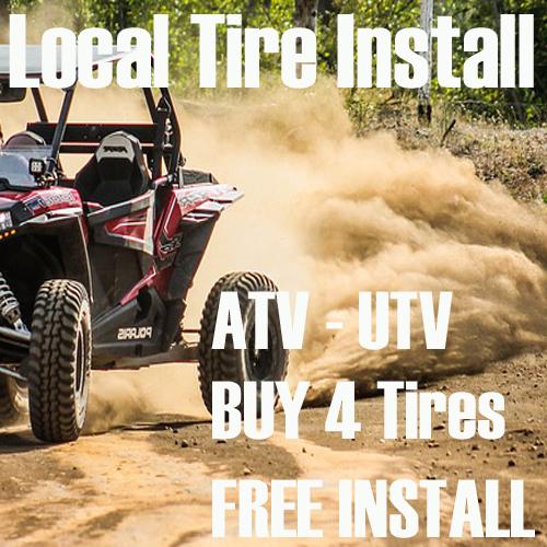 ATV / UTV TIRES