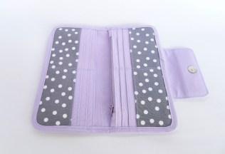 grey purple open