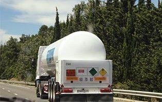 Vehículo cisterna