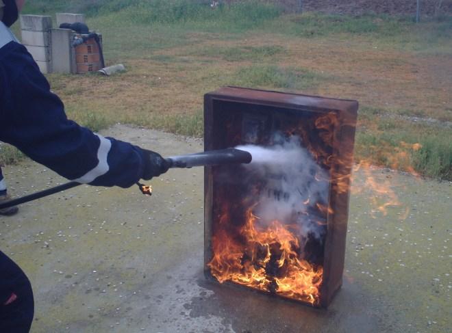 Extintor De Co2
