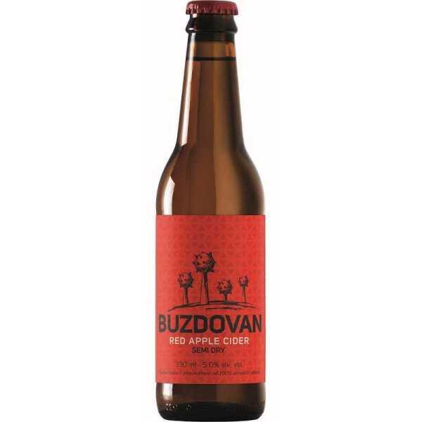 Red Apple Cider 0,33l Buzdovan Adria Klik dostava