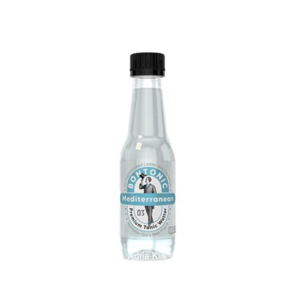 Premium Tonic Water Mediterranean 0,195 l Bontonic #kupujmohrvatsko Naruči dostavu