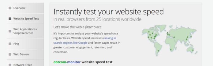 google mobile speed testing