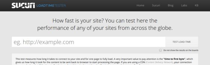 varvy page speed test