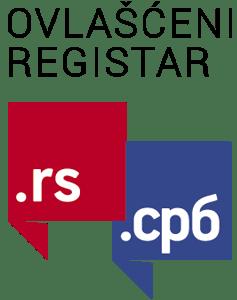 Adriahost je ovlašćeni registar RS domena