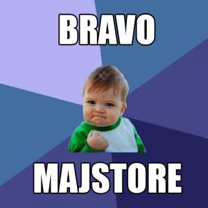 Bravo, majstore!
