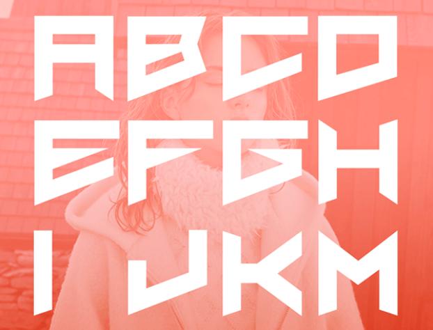Nero free font