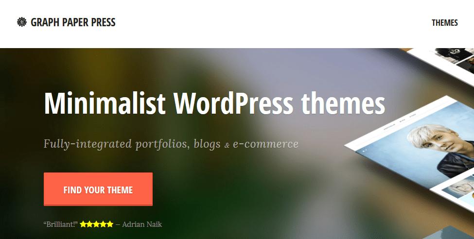 Где купити премиум тему за WордПресс - Грапх Папер Пресс