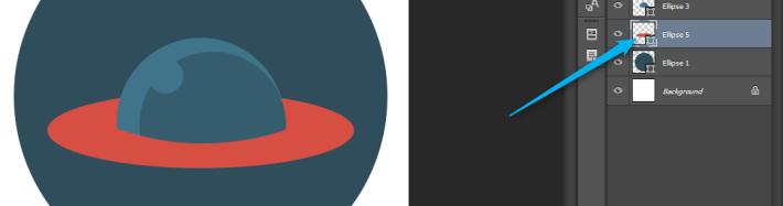 Флат иконица НЛО - Адриахост блог слика 9