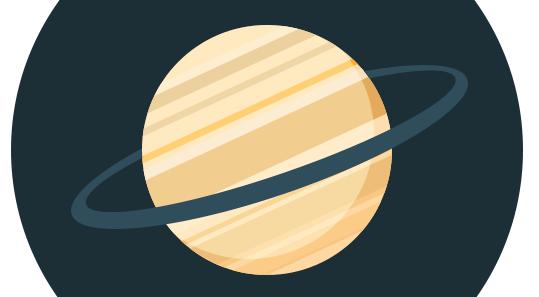 Photoshop - Flat ikonica rakete slika 15