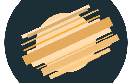 Пхотосхоп - Флат иконица ракете слика 5
