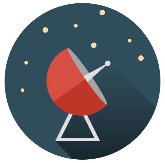 Photoshop ikonica radio teleskopa slika 16