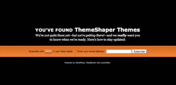 LaunchPad WordPress theme