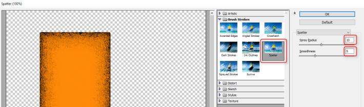 Kako napraviti cenovnik u Photoshop slika 15
