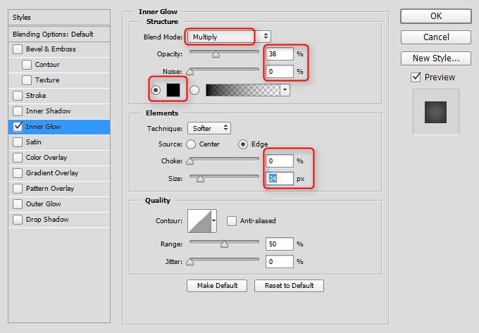Kako napraviti cenovnik u Photoshop slika 30
