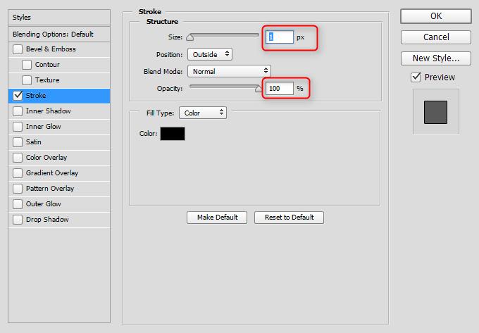 Kako napraviti cenovnik u Photoshop slika 49
