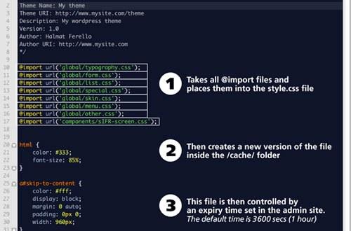 PHP speedy WP for wordpress speed optimization