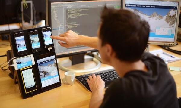 testiranje sajta na mobilnim telefonima