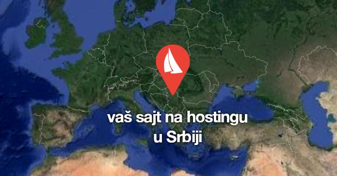 hosting srbija serveri
