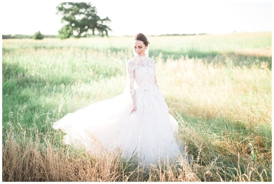 Bridal Portraits by Dallas Wedding Photographer Adria Lea Photography