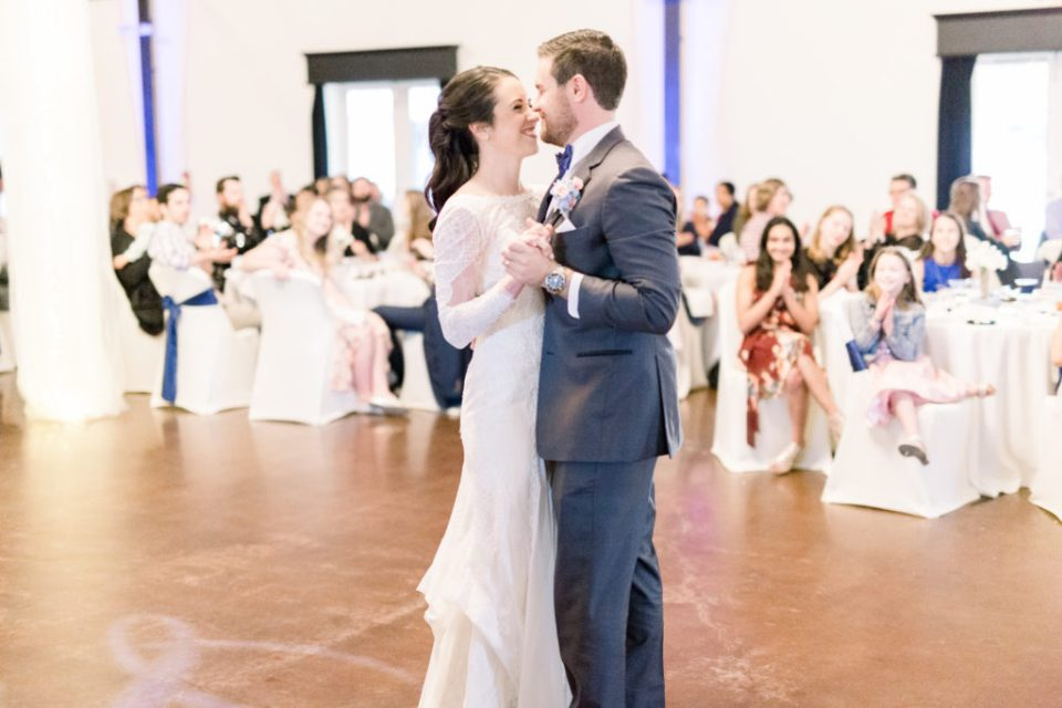 Dallas wedding photographed on film by Dallas photographer Adria Lea Photography
