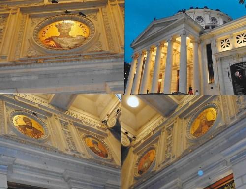 Ateneul român, azi
