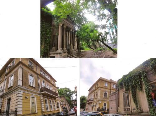 Casa din str. Filipescu 30, vara