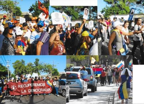 Studenții, ieșiți în stradă, cer reîntoarcerea democrației
