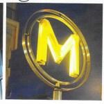 Et le métro sortit de Paris…
