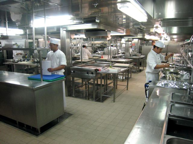 Cruise Ship Dining Rooms Hospitality Training