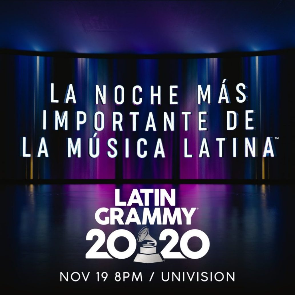 Estos son los nominados al Latin GRAMMY® 2020 - Adrian Abreo