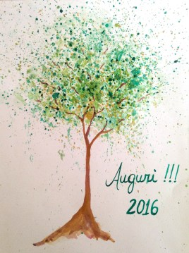 Auguri 2016, tree 16, Matutu, MG