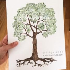 Árvore de vida, n. 35 / Tree live, n.35 - available / disponível