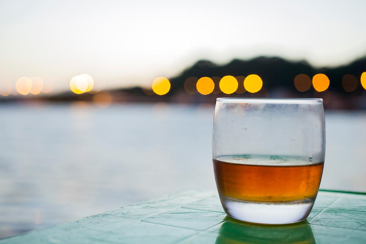 Diciembre o el whisky