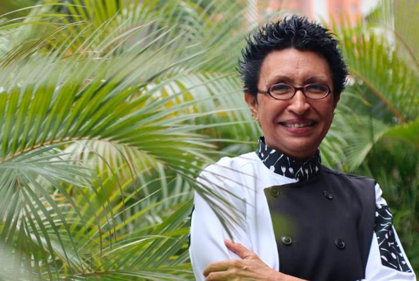 Los sabores de la chef Esther González en Caracas