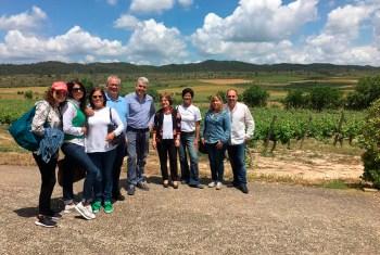 Un octeto criollo viajando con el vino en España (Parte I)