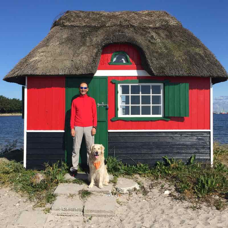Danish Cozy Mystery Aero Island