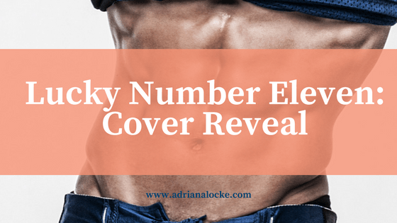 Lucky Number Eleven: Cover Reveal