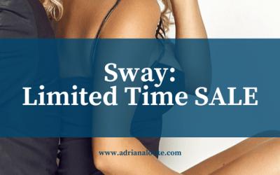 Sway Sale!