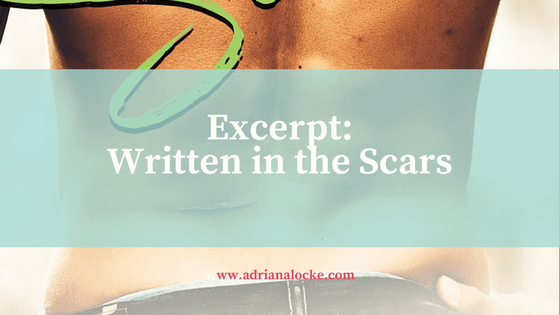 Excerpt: Written in the Scars (live now!)