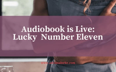 Audiobook: Lucky Number Eleven is live!