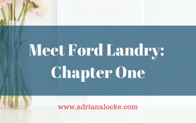 Chapter One: Meet Ford Landry