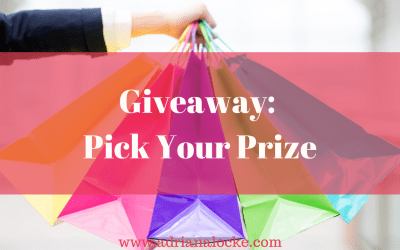 Giveaway: Pick Your Prize