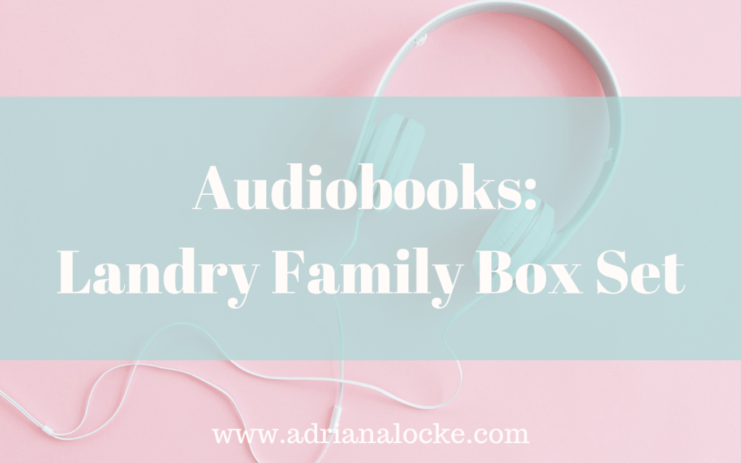 Audiobooks Archives - Adriana Locke