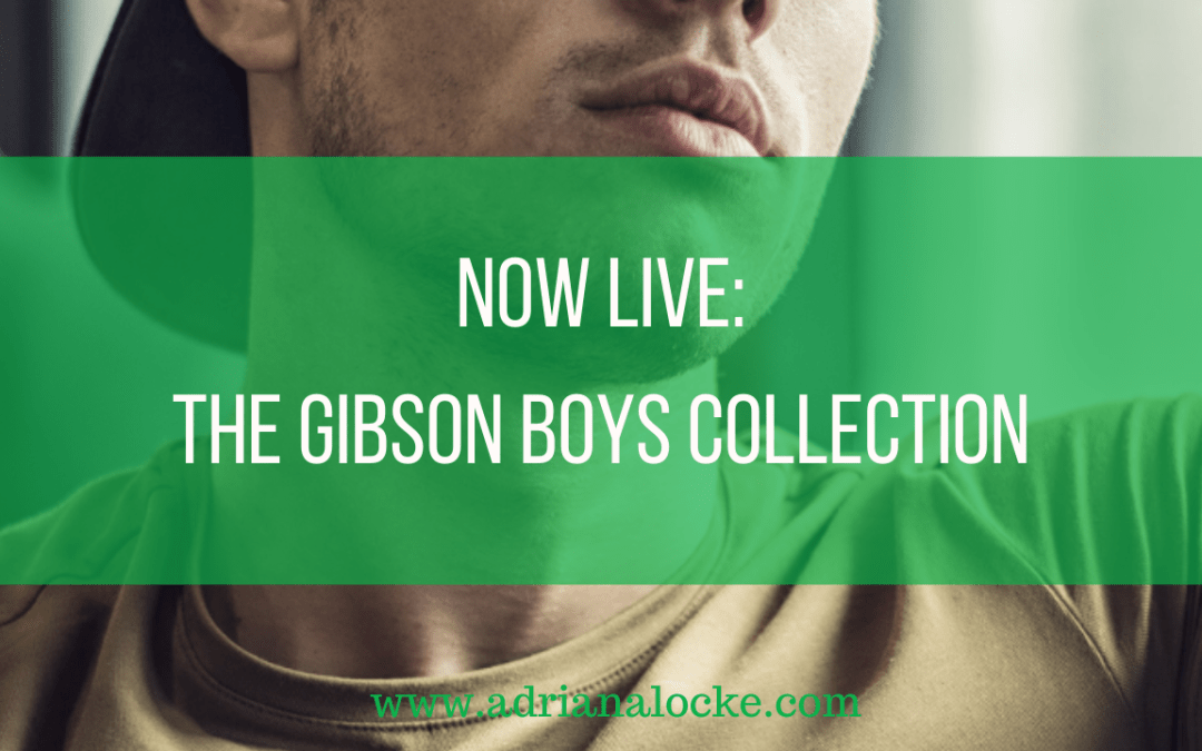Now Live: The Gibson Boys Collection